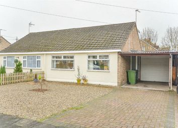 Thumbnail 3 bed semi-detached bungalow for sale in The Limes, Stockton On The Forest, York