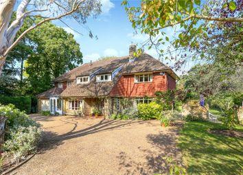 5 bed detached house for sale in Oak Grange Road, West Clandon, Guildford, Surrey GU4