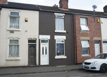 Thumbnail 2 bedroom terraced house for sale in 102 Dockin Hill Road, Doncaster