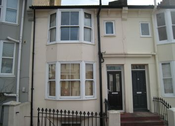 Thumbnail 4 bed terraced house to rent in Newmarket Rd, Brighton