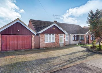 Thumbnail 3 bed semi-detached bungalow for sale in Goldsmiths Avenue, Stanford-Le-Hope