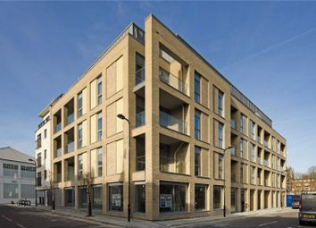 Thumbnail 2 bed flat for sale in Sawmill Studios, 19 Parr Street, London