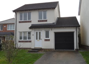 Thumbnail 3 bed detached house to rent in Pant Y Dryw, Bridgend