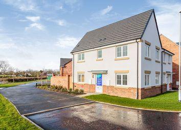 Thumbnail 3 bed semi-detached house for sale in Blackfield Green, Warton, Preston, Lancashire
