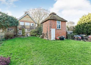 4 bed property for sale in Manor Road, Milstead, Sittingbourne ME9