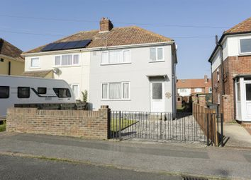 Thumbnail 3 bed semi-detached house for sale in Cavell Square, Deal