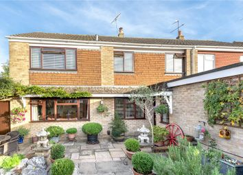 Thumbnail 4 bed semi-detached house for sale in Wheatash Road, Addlestone, Surrey