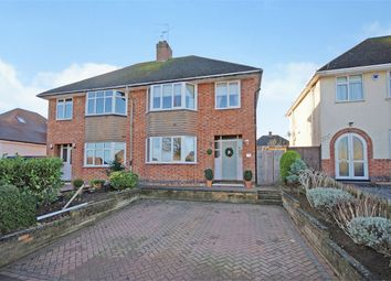 Thumbnail 3 bed semi-detached house for sale in Friars Crescent, Delapre, Northampton