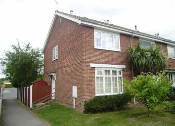 Thumbnail 2 bed terraced house to rent in Magna Crescent, Flanderwell, Rotherham