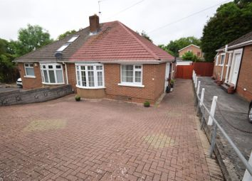 Thumbnail 2 bed bungalow for sale in Pontypridd Road, Barry