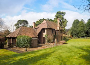Thumbnail 4 bed detached house to rent in Old Reigate Road, Betchworth, Surrey