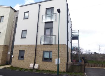 Thumbnail 2 bed flat for sale in James Avenue, Fengate, Peterborough