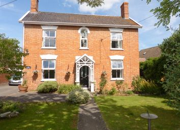 Thumbnail 3 bed detached house for sale in Front Street, Chedzoy, Bridgwater
