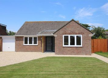 Thumbnail 2 bed detached bungalow for sale in East Close, Barton On Sea, Hampshire