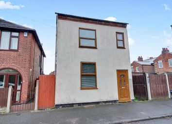 Thumbnail 4 bed detached house for sale in Querneby Road, Mapperely, Nottingham
