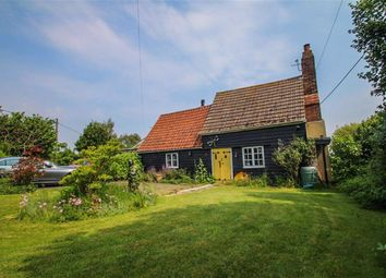 Thumbnail 3 bed detached house for sale in Harwich Road, Beaumont, Clacton-On-Sea