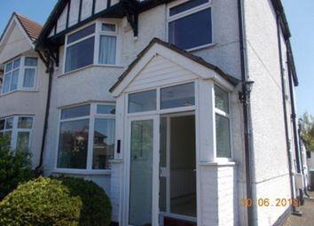 Thumbnail 3 bedroom property to rent in Eneurys Road, Wrexham