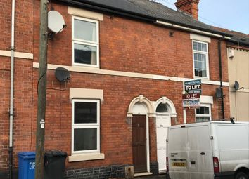 Thumbnail 2 bedroom property to rent in Drewry Lane, Derby