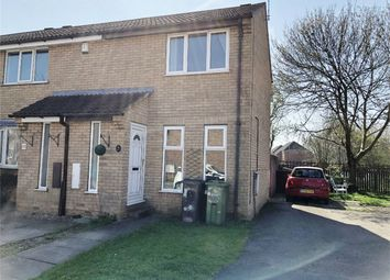 Thumbnail 1 bed end terrace house to rent in Lydham Court, Acomb, York