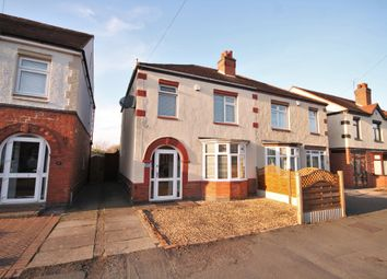 Thumbnail 3 bed semi-detached house for sale in Richmond Road, Nuneaton