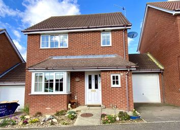 Thumbnail 3 bed detached house for sale in Pride View, Stone Cross, Pevensey