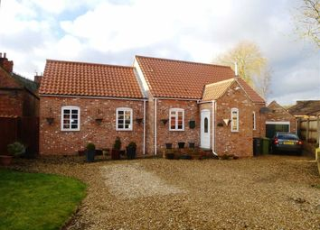 Thumbnail 3 bed bungalow for sale in Anderson Way, Lea, Lincolnshire