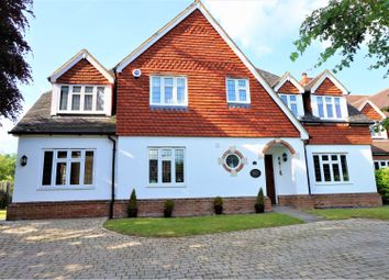 Thumbnail 5 bed detached house for sale in West End, Kemsing, Sevenoaks, Kent