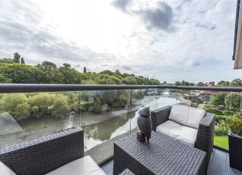 Thumbnail 3 bed flat for sale in Riverside Mill House, Church Street, Old Isleworth