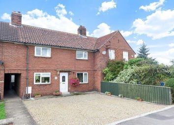 Thumbnail 4 bed terraced house for sale in Stillington Road, Sutton-On-The-Forest, York