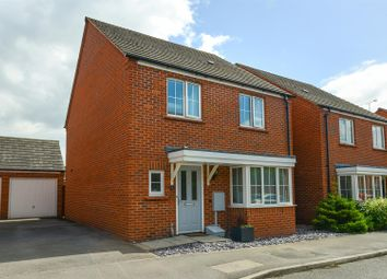 Thumbnail 4 bedroom detached house for sale in Old Station Drive, Ruddington, Nottingham