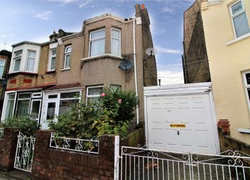 Thumbnail 3 bed end terrace house for sale in Rutland Road, London
