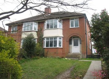 Thumbnail 3 bed property to rent in The Crescent, Portsmouth Road, Southampton