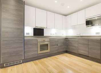 Thumbnail 1 bedroom flat to rent in Harbourside Court, 4 Gullivers Walk, Marine Wharf East, London, London