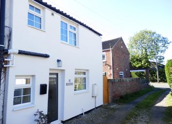Thumbnail 2 bed cottage for sale in Gateforth Lane, Hambleton, Selby