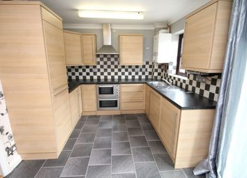 Thumbnail 3 bed detached house to rent in Grovebury Court, Wootton, Bedford