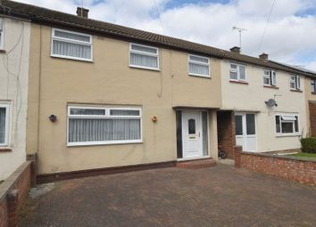 Thumbnail 3 bedroom terraced house for sale in Avon Grove, Bletchley, Milton Keynes