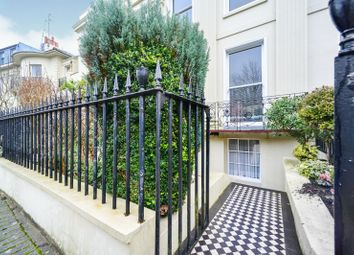 Thumbnail 1 bedroom flat to rent in Hanover Crescent, Brighton