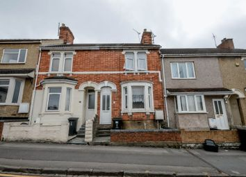 Thumbnail 2 bed terraced house for sale in Crombey Street, Swindon
