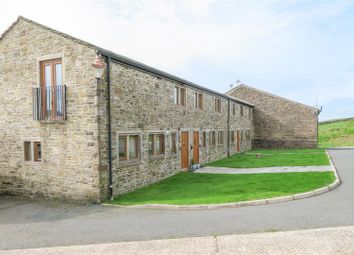 Thumbnail 3 bed cottage to rent in Parrock Lumb, Todmorden Road, Bacup