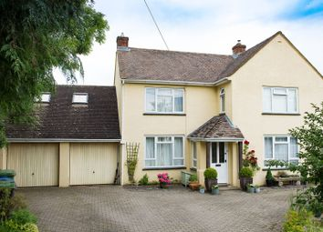 Thumbnail 5 bed detached house for sale in Milbourne, Malmesbury