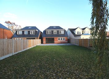 Thumbnail 5 bed detached house for sale in Thorndon Avenue, West Horndon, Brentwood, Essex