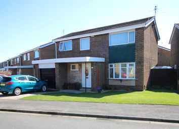 Thumbnail 4 bed link-detached house for sale in Sinderby Close, Billingham