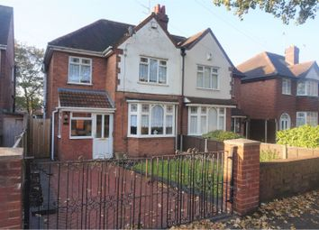 Thumbnail 3 bed semi-detached house for sale in Bentley New Drive, Walsall