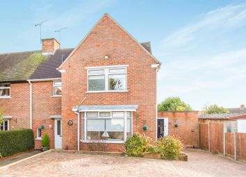 Thumbnail 3 bed semi-detached house for sale in Cartwright Drive, Oadby, Leicester