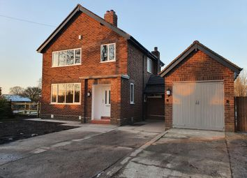 Thumbnail 3 bed detached house to rent in Robins Lane, Culcheth, Warrington