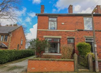 Thumbnail 2 bed end terrace house to rent in Rowlands Road, Bury, Greater Manchester