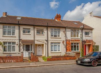 Thumbnail 3 bed terraced house for sale in Crown Road, Portslade, Brighton, East Sussex.