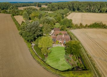 Thumbnail 4 bed detached house for sale in Little Haseley, Oxford