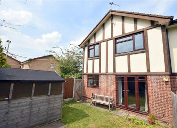 Thumbnail 2 bed town house for sale in Beardsley Road, Quorn, Loughborough