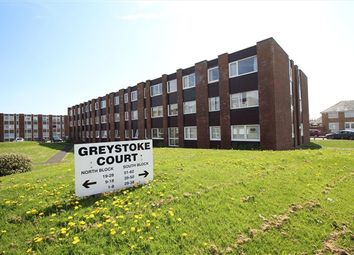 Thumbnail 1 bedroom flat for sale in Greystoke Court, Blackpool